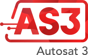 ATROM autosat-3 logo